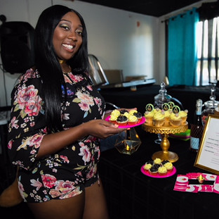 Cupcakes by Monah + Crazy Little Ari's Game Night/Networking Event