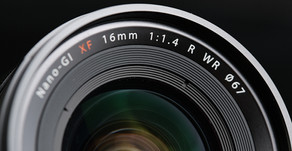 Fuji XF 16mm f/1.4 R WR Lens Review