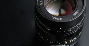 Review of Mitakon Speedmaster 35mm F/0.95 mkII (x-mount)