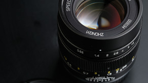Review of Mitakon Speedmaster 35mm F/0.95 mkII (x-mount)