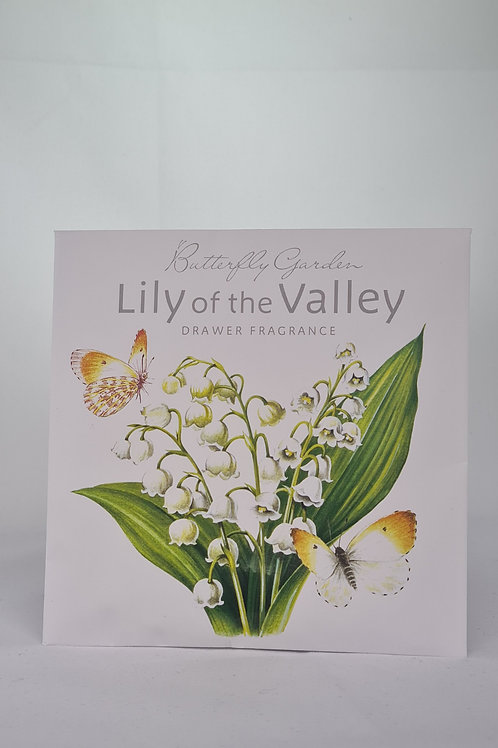 Athelhampton gift shop white rose aromatics butterfly garden lily of the valley drawer fragrance