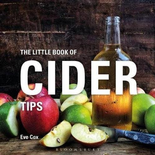 Athelhampton gift shop dorset books hardback the little book of cider tips