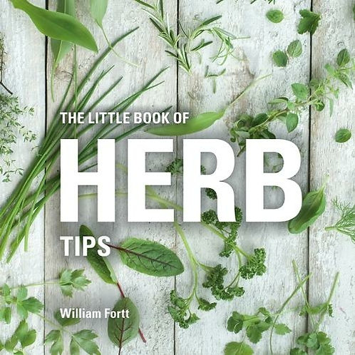 Athelhampton gift shop dorset books hardback the little book of herb tips