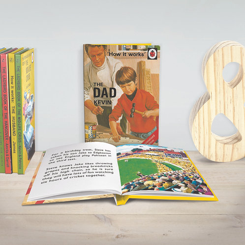 Athelhampton gift shop dorset books hardback dad how it works