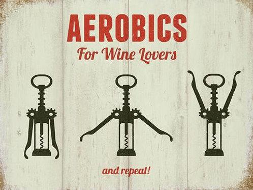 Athelhampton gift shop dorset fridge magnets humour wine lovers aerobics