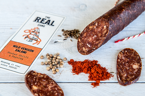 Athelhampton gift shop the real cure dorset venison pepperoni