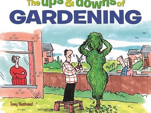 The Ups & Downs Of Gardening