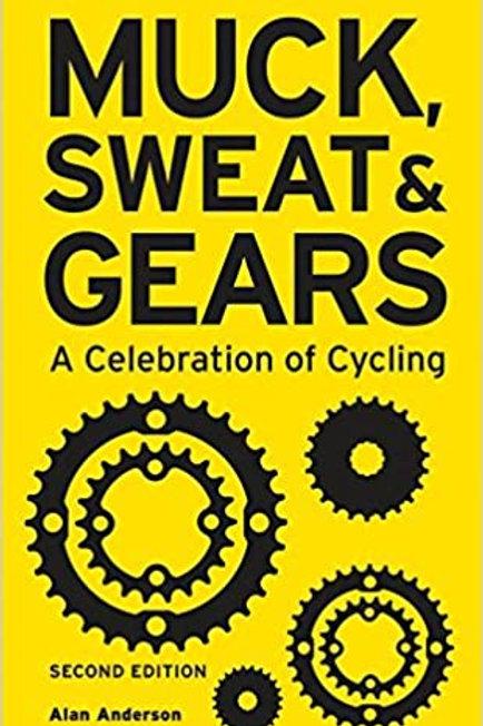 Athelhampton gift shop dorset books hardback muck, sweat and gears