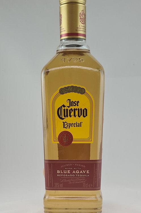 Athelhampton gift shop wine cellar glass bottle Jose Cuervo tequila 70cl