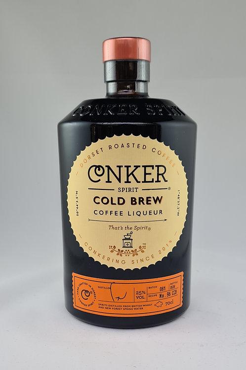 Athelhampton gift shop wine cellar glass bottle dorset conker cold brew coffee liqueur 70cl