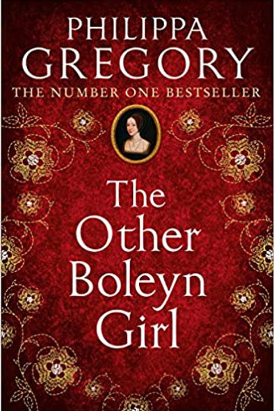 Athelhampton gift shop dorset books philippa gregory the other Boleyn girl paperback fiction