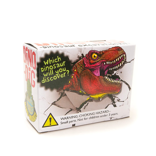 Athelhampton gift shop house of marbles children dino dig excavation kit