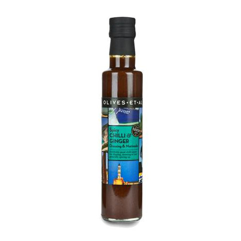 Athelhampton gift shop olives et al dorset salad dressing marinade spiced chilli ginger