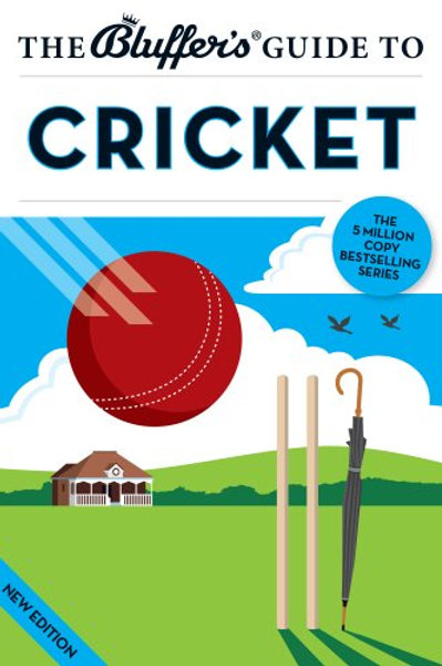 Athelhampton gift shop dorset books paperback the bluffers guide to cricket