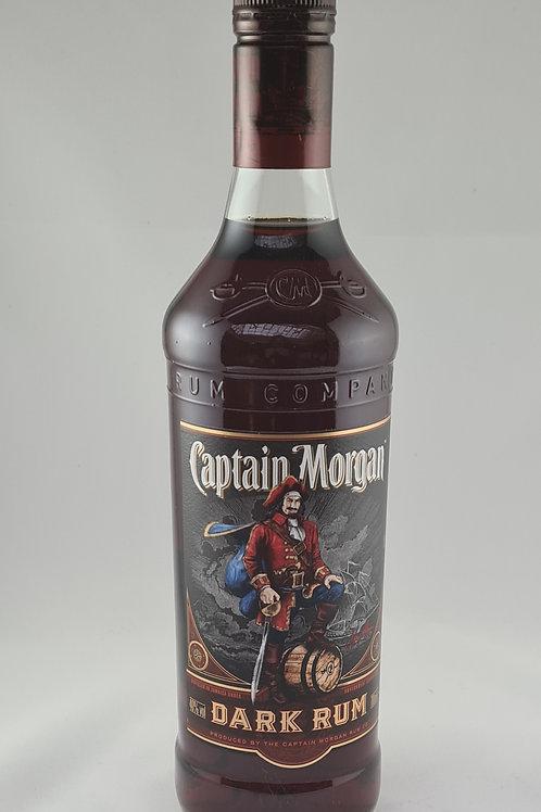 Athelhampton gift shop wine cellar glass bottle captain morgan dark rum 70cl