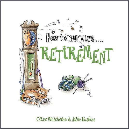 Athelhampton gift shop dorset books paperback how to survive retirement