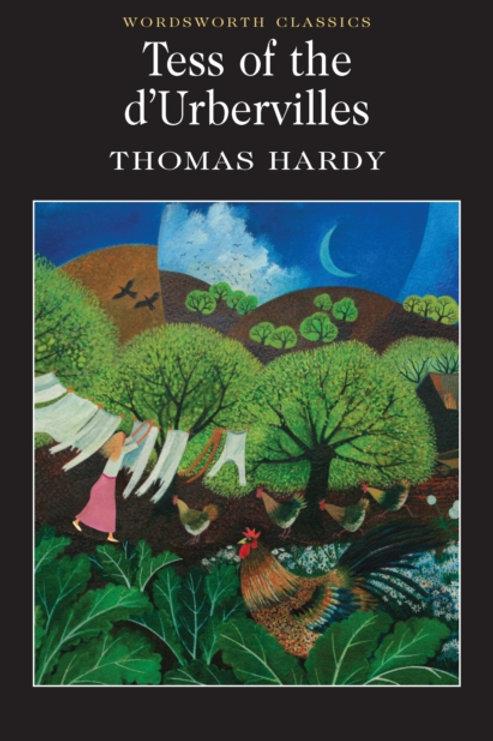 Athelhampton gift shop Thomas hardy book paperback Tess of the d'urbervilles