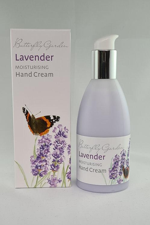 Athelhampton gift shop white rose aromatics butterfly garden lavender moisturising hand cream