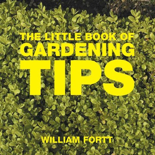 Athelhampton gift shop dorset books paperback the little book of gardening tips