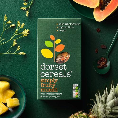Athelhampton gift shop Dorset Cereals simple fruity muesli