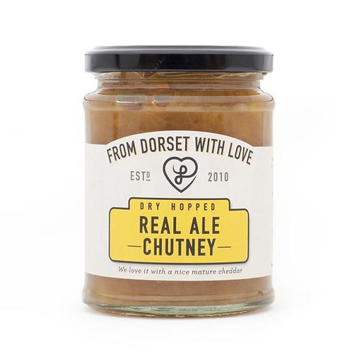 Athelhampton gift shop from dorset with love jar real ale chutney