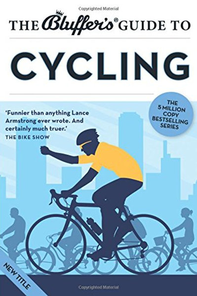 Athelhampton gift shop dorset books paperback the bluffers guide to cycling