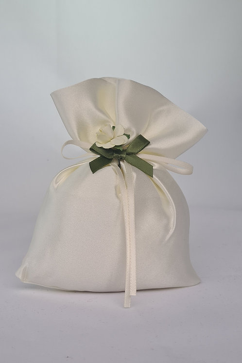 Athelhampton gift shop white rose aromatics butterfly garden lily of the valley satin sachet drawers