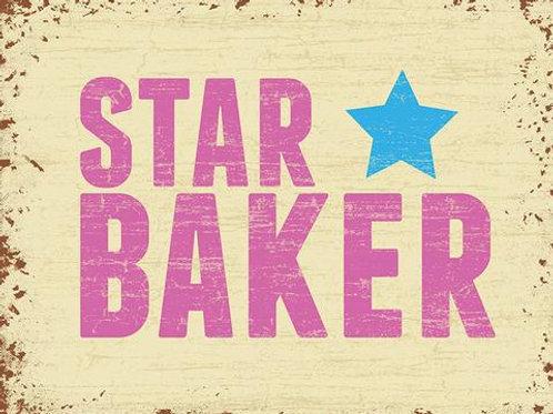 Athelhampton gift shop dorset fridge magnets humour star baker