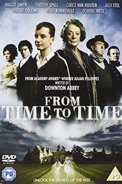 Athelhampton gift shop DVD from time to time movie Maggie smith dorset filmed onsite