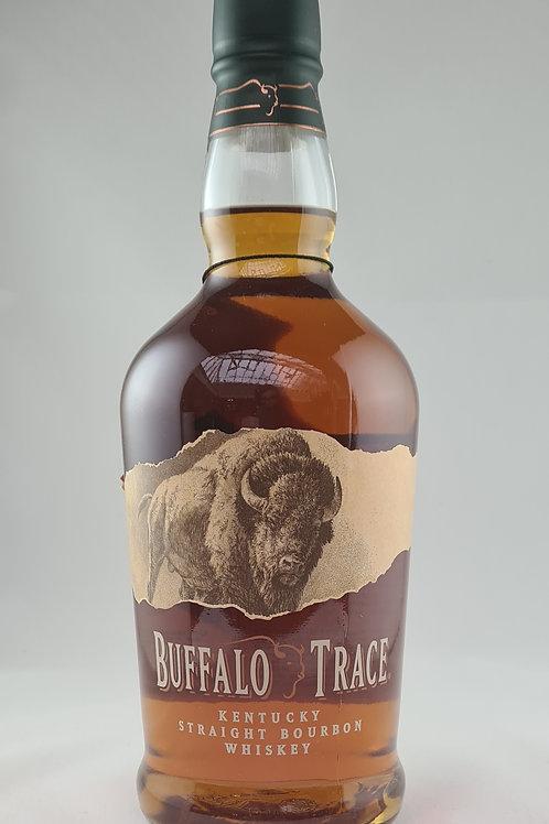 Athelhampton gift shop wine cellar glass bottle buffalo trace bourbon whiskey 70cl