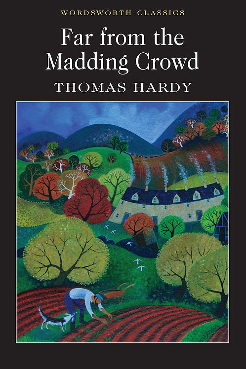 Athelhampton gift shop Thomas hardy book paperback far from the madding crowd
