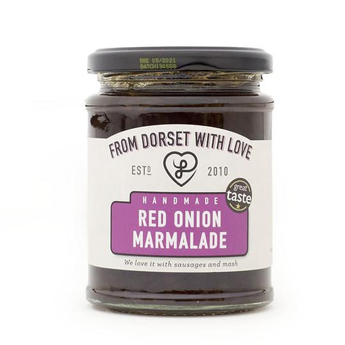 Athelhampton gift shop from dorset with love jar red onion marmalade