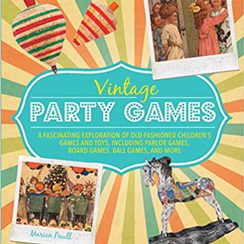 Athelhampton gift shop dorset books hardback vintage party games