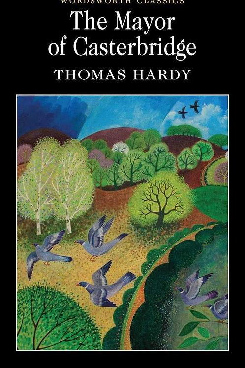 Athelhampton gift shop Thomas hardy book paperback the mayor of casterbridge