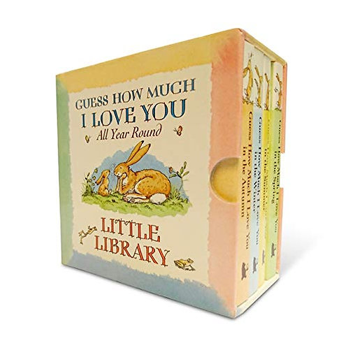 Athelhampton gift shop dorset books hardback guess how much I love you little library