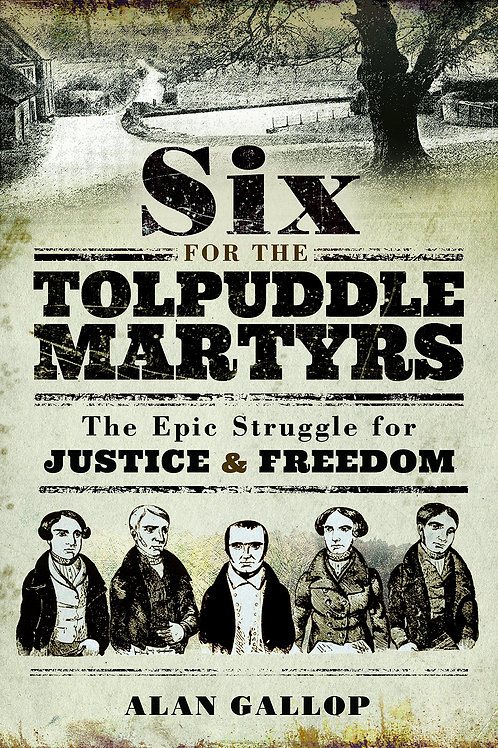 Athelhampton gift shop dorset books six for the Tolpuddle martyrs
