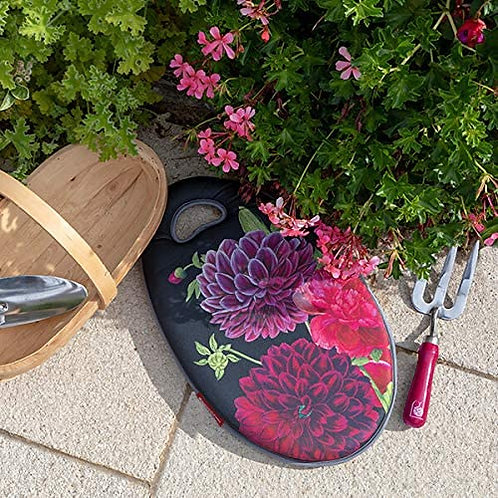 Athelhampton gift shop burgon and ball gardening British bloom kneelo kneeler