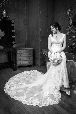 Bride by the Copper bath