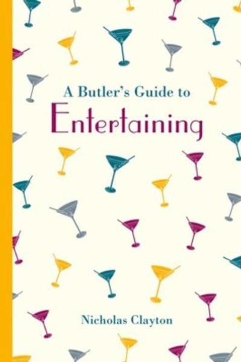 Athelhampton gift shop dorset books hardback butlers guide to entertaining