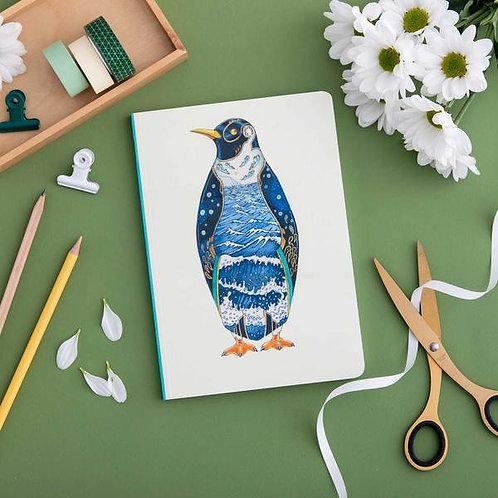 Athelhampton gift shop dorset cute notebook cute animals penguin