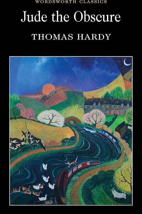 Athelhampton gift shop Thomas hardy book paperback Jude the obscure
