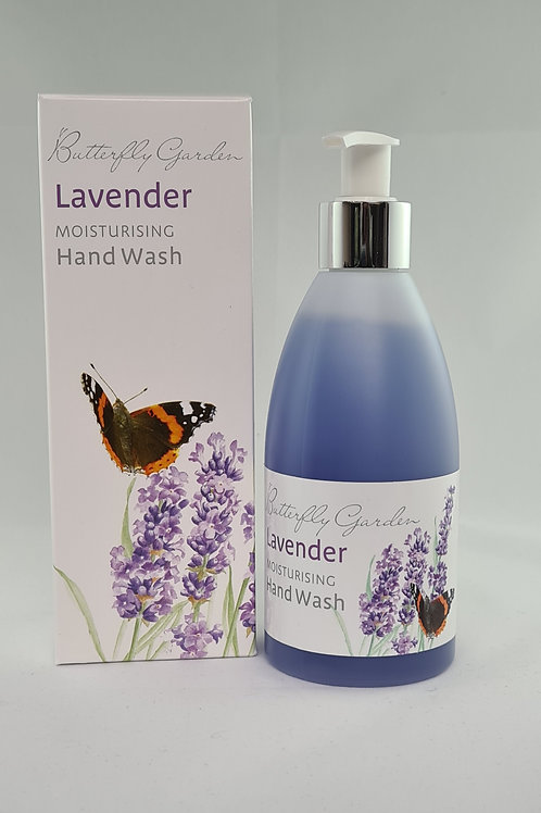 Athelhampton gift shop white rose aromatics butterfly garden lavender moisturising hand wash