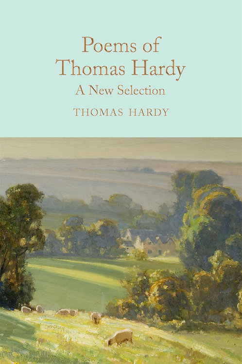 Athelhampton gift shop poems by Thomas hardy hardback book