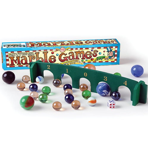 Athelhampton gift shop house of marbles children games marbles