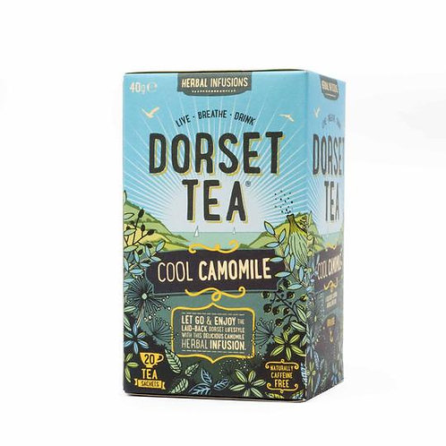 Athelhampton gift shop dorset tea cool camomile 20s