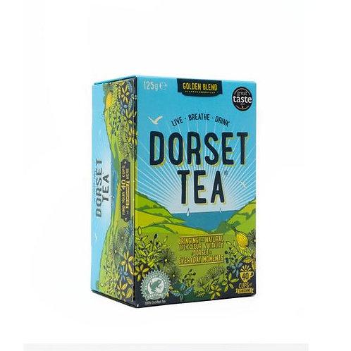 Athelhampton gift shop dorset tea sunshine 40s