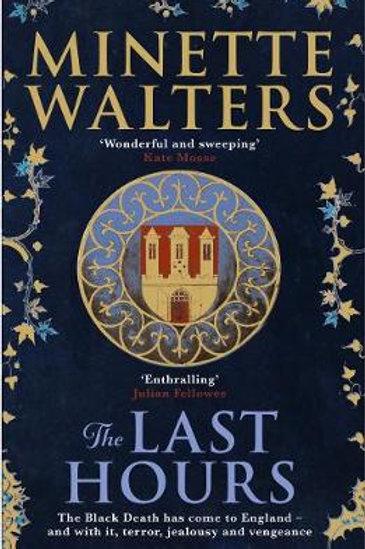 Athelhampton gift shop dorset books minette walters the last hours paperback fiction