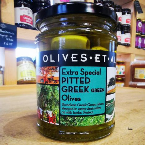 Athelhampton gift shop olives et al dorset extra special pitted greek olives