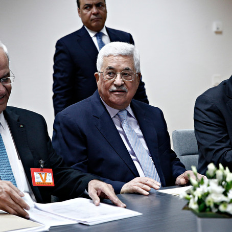 Will Abbas ever surprise Israel?