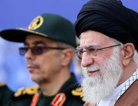 Israeli Military Officials Warn Biden Against Rejoining Iran Nuke Deal